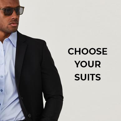 איך לבחור חליפה