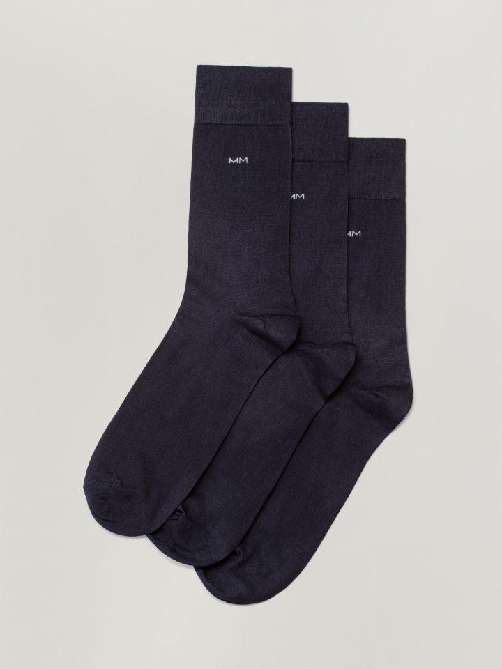 מארז 3 זוגות גרביים Modal