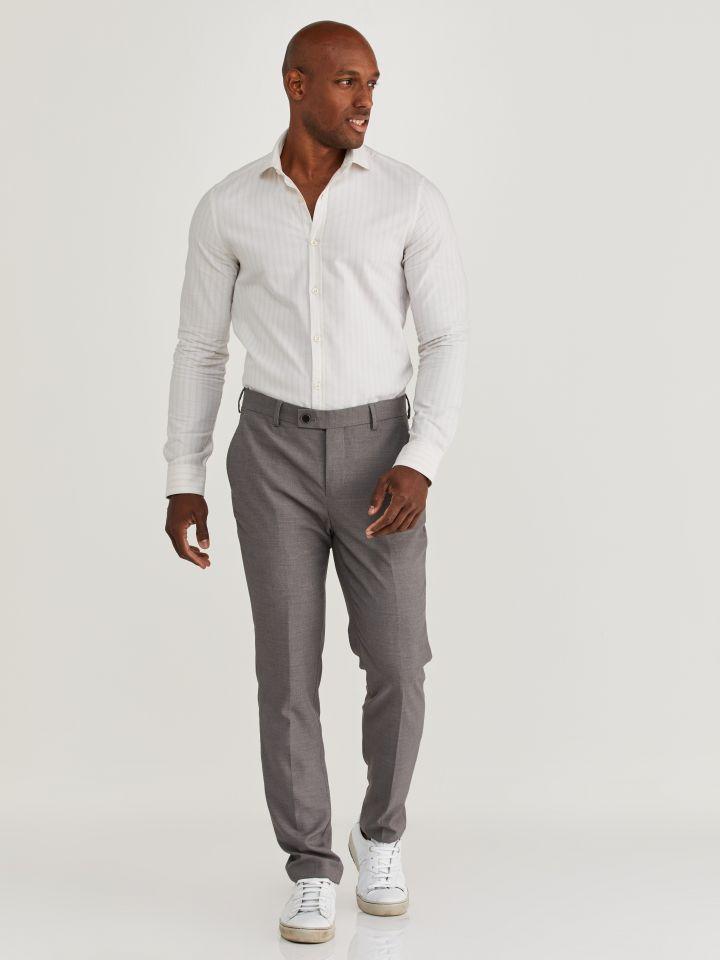 MAX MORETTI מכנסי חליפה